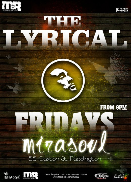 The Lyrical at Mirasoul