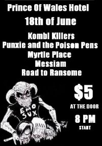 live punk metal and hardcore music in nundah for cheap!