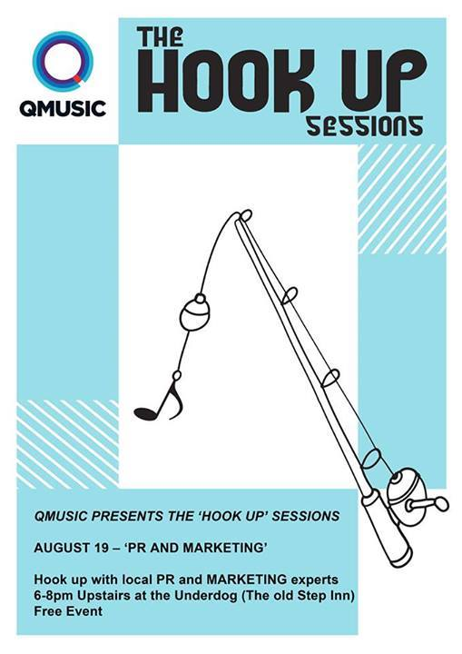 qmusic the hook up august 19 2014