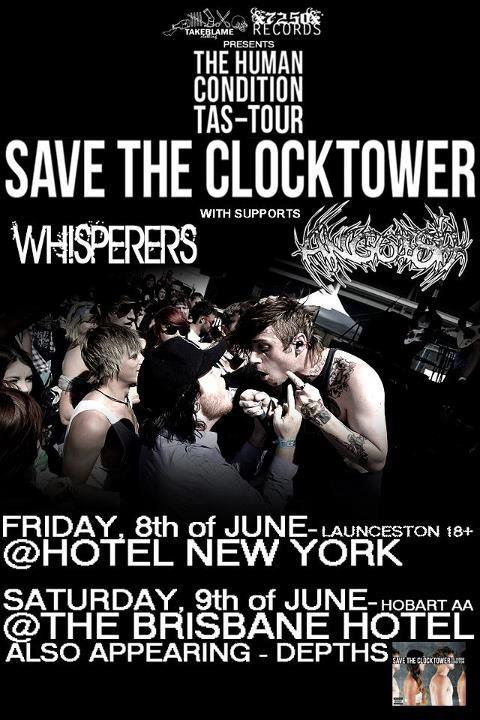 save the clocktower june 8