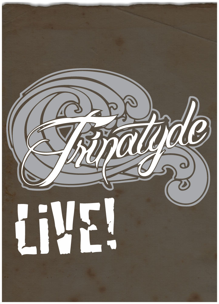 trinatyde live in queensland playing metal all night long